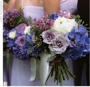 Blog #249 - Purple Bouquet
