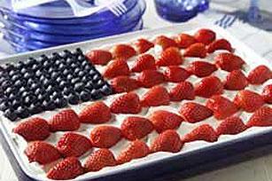 Blog #257 - flag cake
