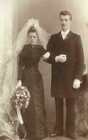 Blog #248 - Edwardian Wedding Dress