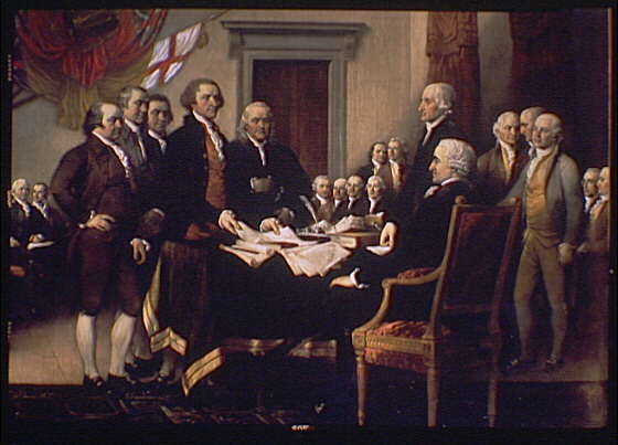 Blog #257 - Declaration of Independence