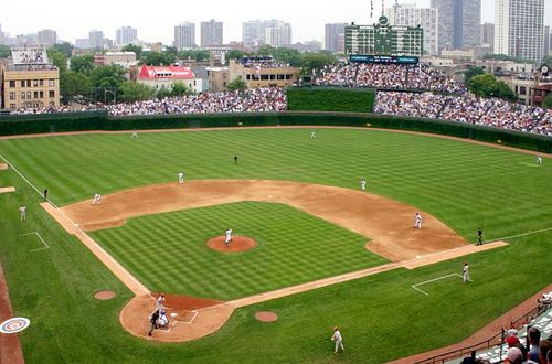 Blog #258 - Wrigley Field