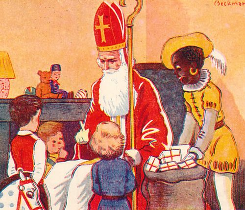 Blog #337 - St Nicholas with children