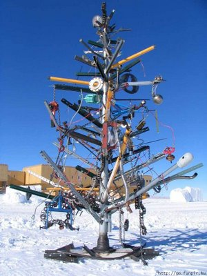 Blog #327 - Recycled Metal Tree