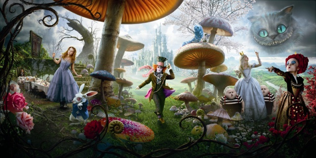 2010 Alice in Wonderland Blog411IntroPic