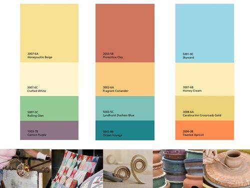 Color Buzz Color Trends